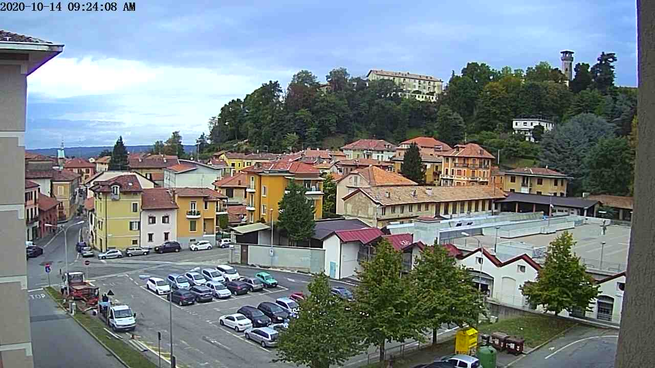 Webcam Biella